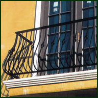 Ornamental Wrought Iron San Mateo