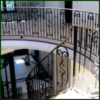 Wrought Iron FRailings San Mateo