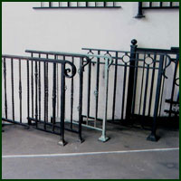 Wrought Iron Repair San Mateo